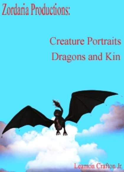 Role Playing Games - Creature Portraits: Dragons and Kin