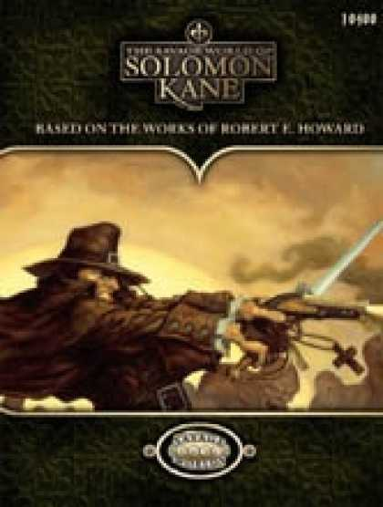 Role Playing Games - The Savage World of Solomon Kane