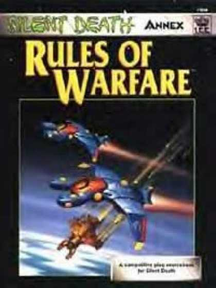 Role Playing Games - Rules of Warfare (Silent Death Annex book) PDF