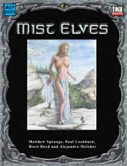 Role Playing Games - Slayer's Guide to Mist Elves