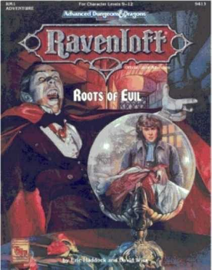 Role Playing Games - Roots of Evil