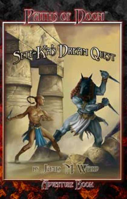 Role Playing Games - Sete-Ka's Dream Quest