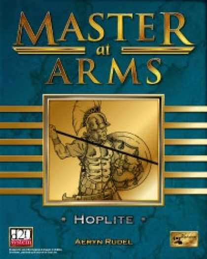 Role Playing Games - Master at Arms: Hoplite