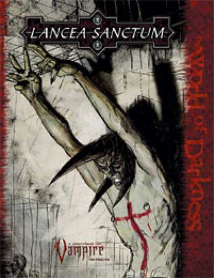 Role Playing Games - Lancea Sanctum