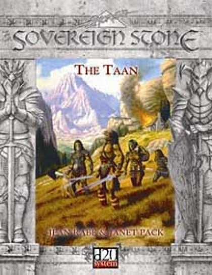 Role Playing Games - The Taan