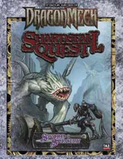 Role Playing Games - DragonMech: The Shardsfall Quest