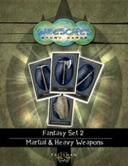 Role Playing Games - Gamescapes: Story Cards, Fantasy Set 2