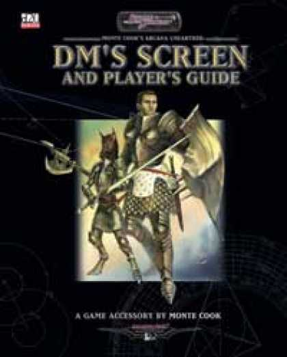 Role Playing Games - DM Screen and Player's Guide