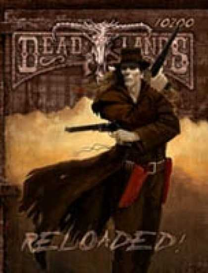 Role Playing Games - Deadlands Reloaded Player Guide