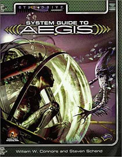 Role Playing Games - System Guide to Aegis