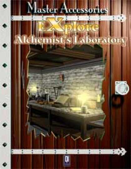 Role Playing Games - EXplore: Alchemist's Laboratory
