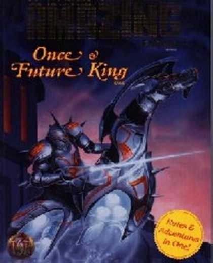 Role Playing Games - AM6: Once And Future King Universe Book