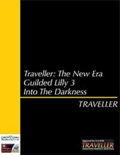Role Playing Games - Traveller - The New Era Guilded Lily 3 Into the Darkness