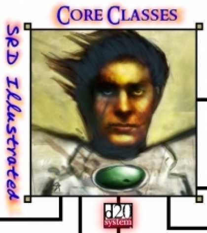 Role Playing Games - SRD Illustrated: Core Classes