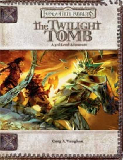 Role Playing Games - The Twilight Tomb