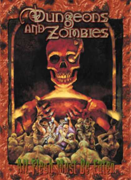 Role Playing Games - Dungeons & Zombies