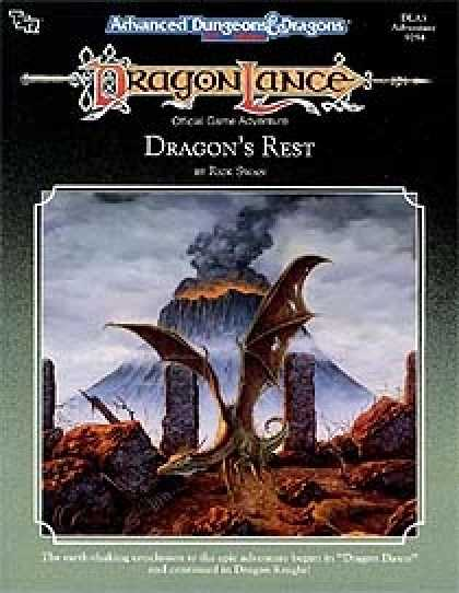 Role Playing Games - Dragon's Rest