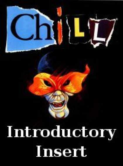 Role Playing Games - Chill Introductory Insert