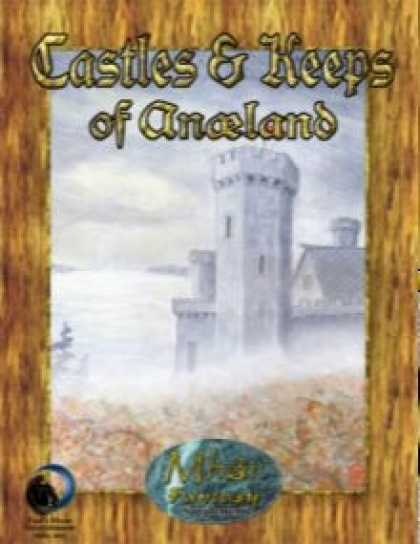 Role Playing Games - Castles and Keeps of Anaeland