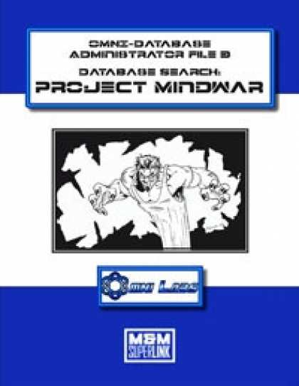 Role Playing Games - OMNI-Database 3: Project Mindwar