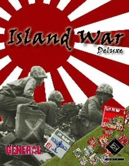 Role Playing Games - Island War Deluxe