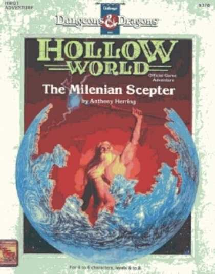 Role Playing Games - Hollow World - The Milenian Scepter