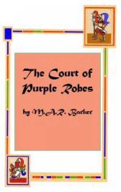 Role Playing Games - The Court of Purple Robes