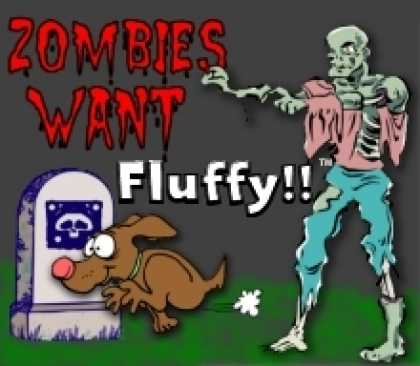 Role Playing Games - Zombies Want Fluffy