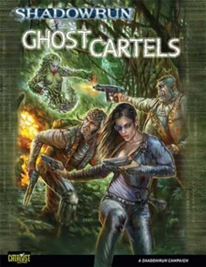 Role Playing Games - Ghost Cartels