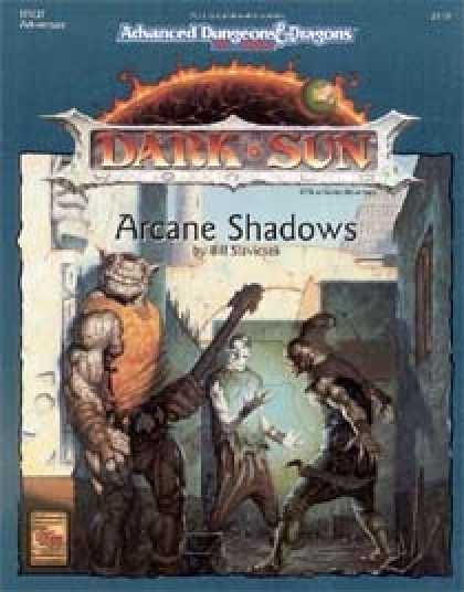 Role Playing Games - Arcane Shadows