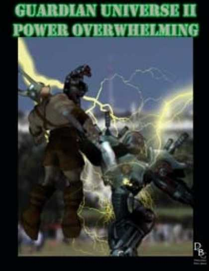 Role Playing Games - Guardian Universe II: Power Overwhelming