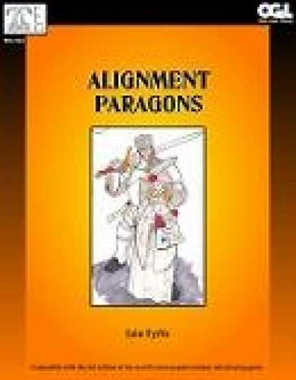 Role Playing Games - Alignment Paragons