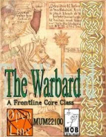 Role Playing Games - OGL: The Warbard