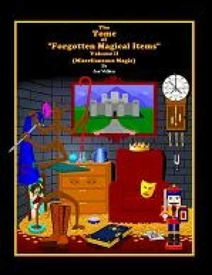 Role Playing Games - Forgotten Magical Items Volume II (1000 Miscellaneous Magic Items)