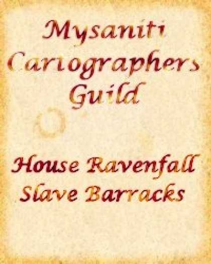 Role Playing Games - House Ravenfall Slave Barracks PDF