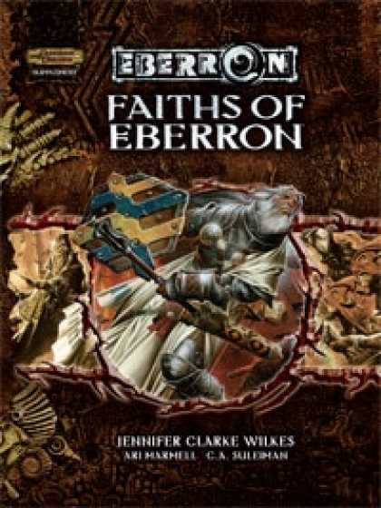 Role Playing Games - Faiths of Eberron