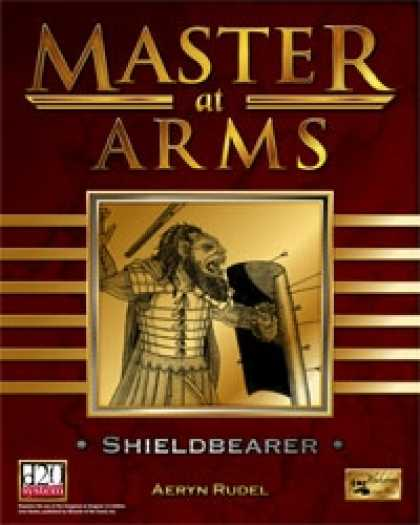 Role Playing Games - Master at Arms: Shieldbearer