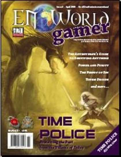 Role Playing Games - E.N. World Gamer #3 - The Unpublished Issue!