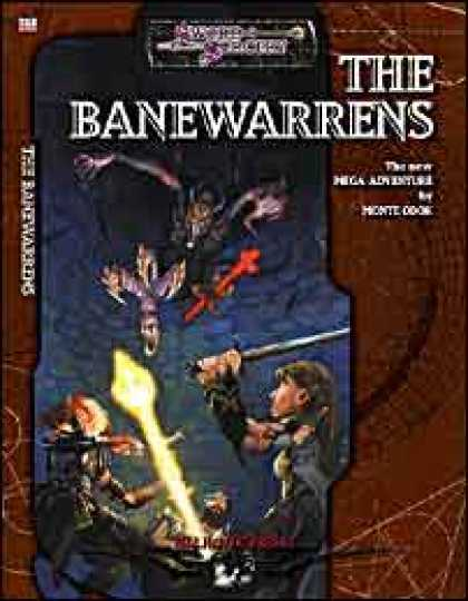 Role Playing Games - The Banewarrens