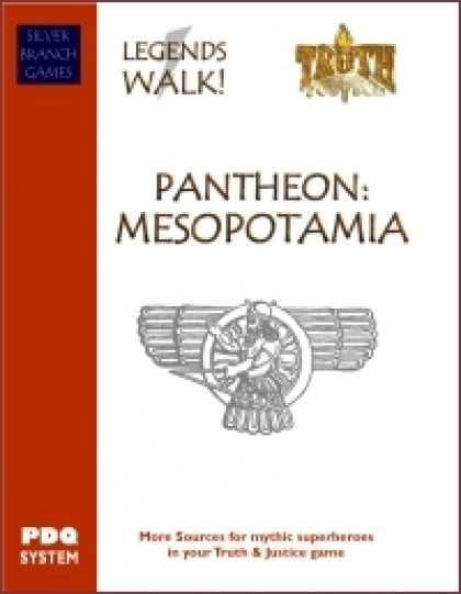 Role Playing Games - LWTJ - Pantheon: Mesopotamia