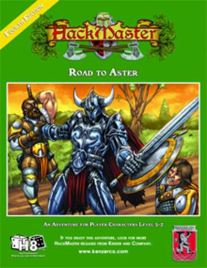 Role Playing Games - Road to Aster
