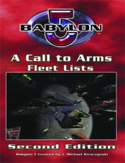 Role Playing Games - A Call to Arms 2nd Edition Fleet Lists