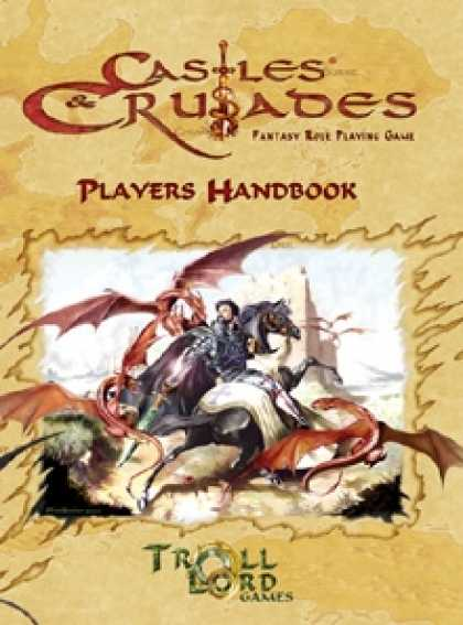 Role Playing Games - Castles & Crusades Players Handbook 3rd Printing