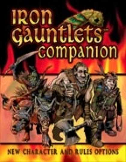 Role Playing Games - Iron Gauntlets Companion