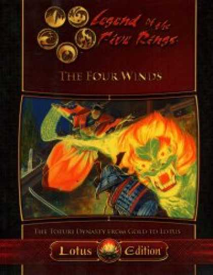 Role Playing Games - The Four Winds