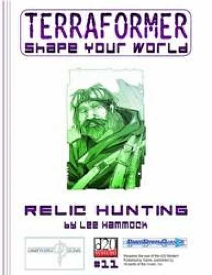 Role Playing Games - TERRAFORMER 11 - Relic Hunting