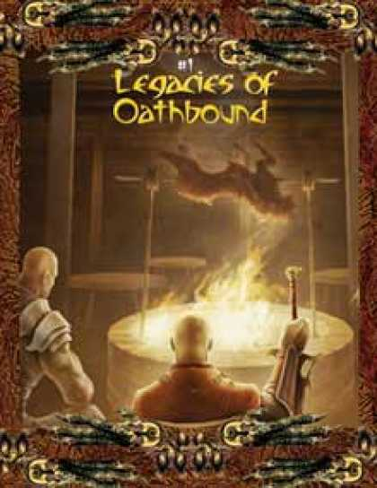 Role Playing Games - Legacies of Oathbound #1