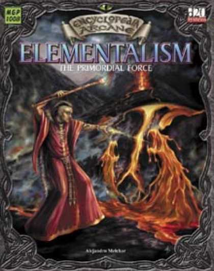 Role Playing Games - Encyclopaedia Arcane Elementalism