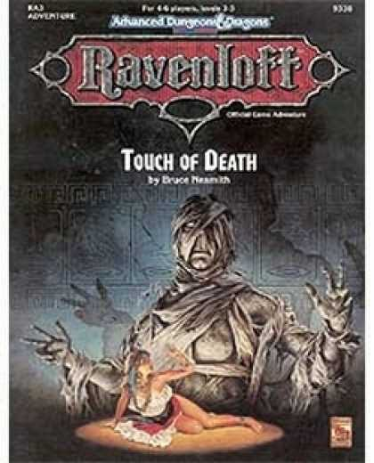 Role Playing Games - Touch of Death