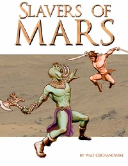 Role Playing Games - Slavers of Mars